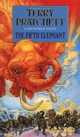 Fifth Elephant UK cover