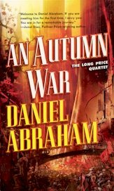 An Autumn War paperback