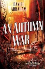 An Autumn War hardcover
