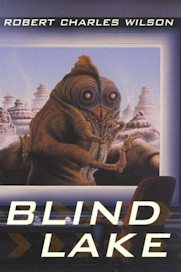 Blind Lake hardcover