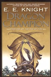 Dragon Champion cover