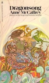 Dragonsong 1978 cover