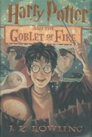 cover Goblet of Fire