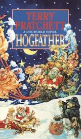 Hogfather UK cover