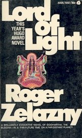 Lord of Light 1969 paperback
