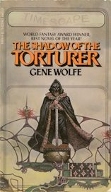 Shadow of the Torturer USA cover
