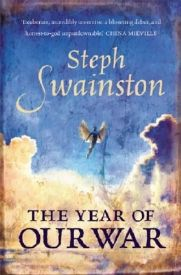 The Year of Our War UK cover