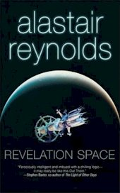 cover Revelation Space hardcover