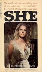 She 1965 movie cover
