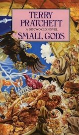 Small Gods UK cover