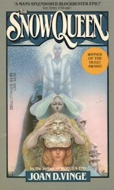 Snow Queen old cover