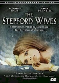 Stepford Wives 1975 DVD cover