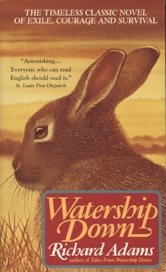 Watership Down new cover