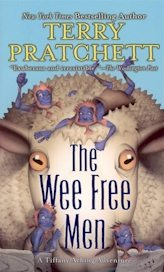 Wee Free Men paperback cover