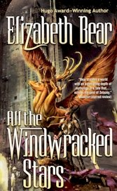 All the Windwracked Stars paperback